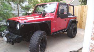 1997 Jeep Wrangler tj 4WD for Sale in Poway, CA
