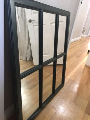 Window frame Mirror for Sale in La Habra, CA