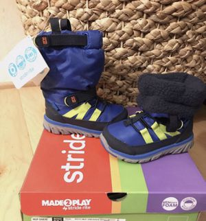 Stride Rite Snow Boots Sneakers Brand new for Sale in Falls Church, VA