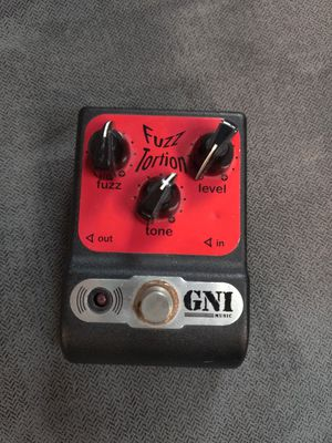 GNI Fuzz-tortion Guitar Pedal for Sale in Henderson, NV