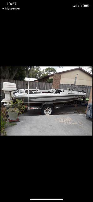 16ft Bass boat for Sale in Seffner, FL