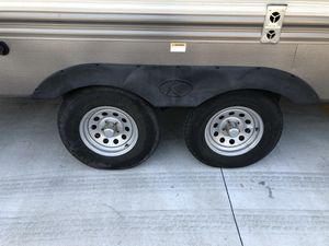 Camper trailer tires 205/75/14 205 75 14 for Sale in West Palm Beach, FL