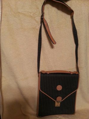 #11. Authentic Vintage Fendi stripe Bag for Sale in NEW CARROLLTN, MD