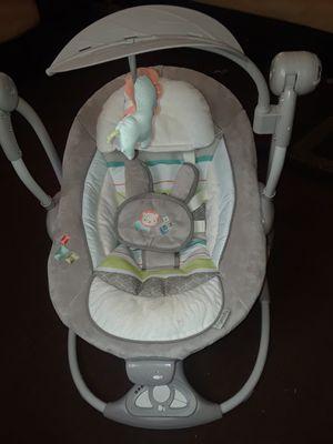 ingenuity baby swing for Sale in Washington, DC