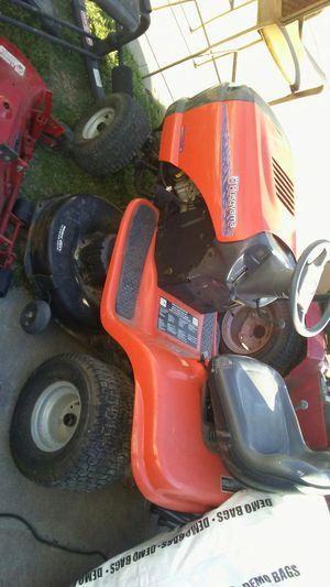 Nice Husqvarna riding lawn mower for Sale in Allen, TX