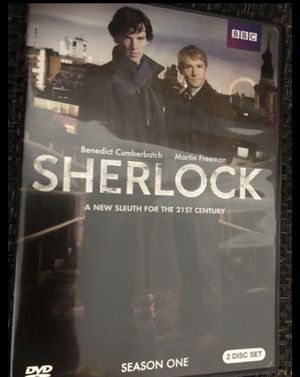 SHERLOCK (season 1-2) for Sale in Tamarac, FL