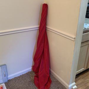 Red Silk Fabric for Sale in Duluth, GA