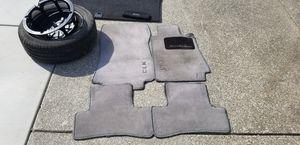 2002 clk Mercedes spare tire carmats for Sale in Sacramento, CA