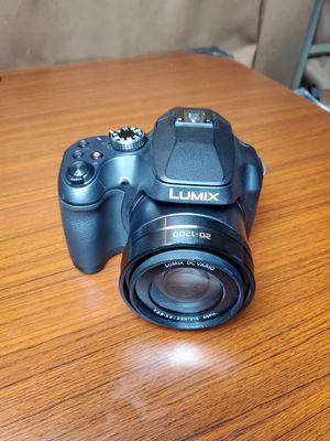 4k Camera - Panasonic Lumix FZ80 - Like New Condition for Sale in North Las Vegas, NV