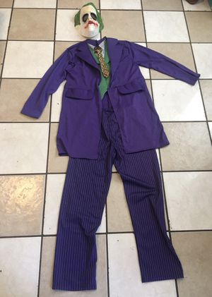 Halloween boy clothes 12-14 years. for Sale in Parlier, CA