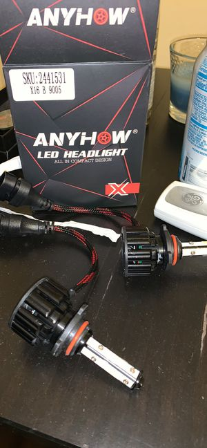 Headlights high beam 9005 for Sale in Queens, NY