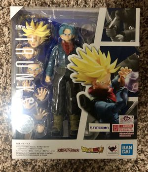 Dragonball z SH Figuarts DBS trunks for Sale in Kent, WA