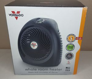 Vornado AVH2 Digital Whole Room Heater-NEW OPEN BOX for Sale, used for sale  Brandon, FL