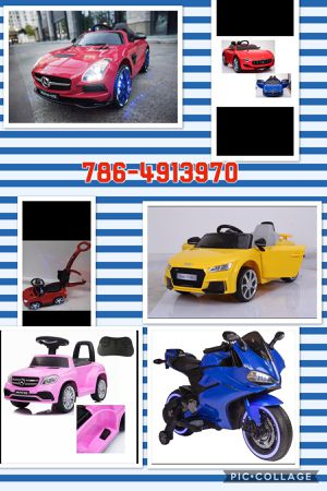 Carros a control remoto for Sale in Miami, FL