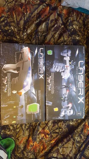 Laser X Laser Tag for Sale in Crocker, MO