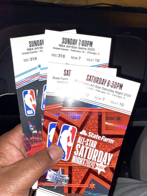 NBA all star weekend