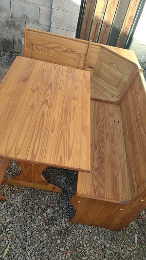 Kitchen table nook for Sale in Glendale, AZ
