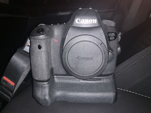 Canon 6D for Sale in HALNDLE BCH, FL