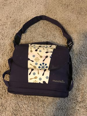 Munchkin Booster Seat with Storage for Sale in Laurel, MD