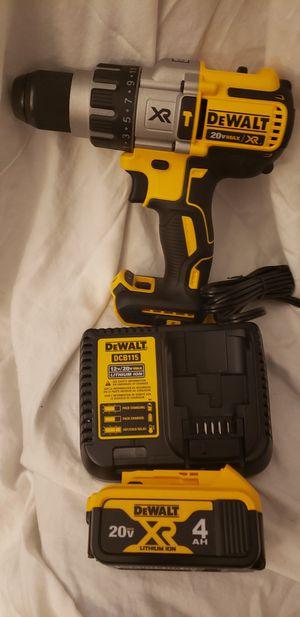 Dewalt hammer drill xr for Sale in West Columbia, SC