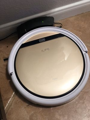 ILife Robot Vacuum Mop for Sale in Round Rock, TX