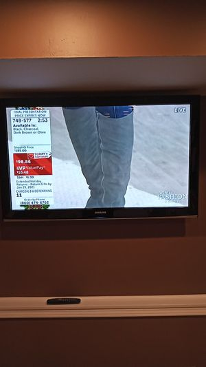 55-in Samsung TV for Sale in Des Plaines, IL