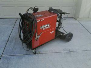 Mig welder. Lincoln 255xt for Sale in Tempe, AZ