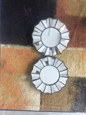 2 Wall mirror for Sale in Leesburg, FL