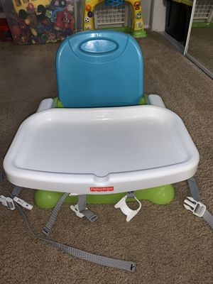 Fisher price health care booster seat for Sale in San Diego, CA