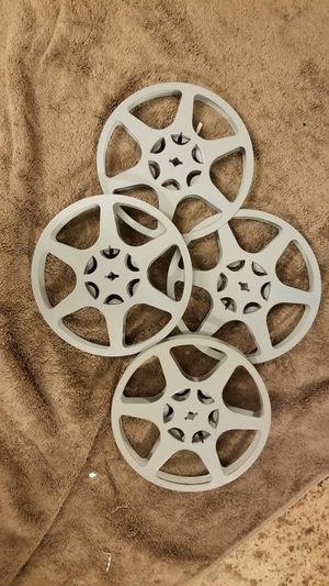 4 Film reels 7 inch diameter metal for Sale in ROWLAND HGHTS, CA