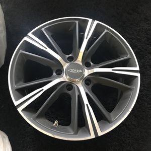 MB Wheels Optima Black Wheels/Rims for Sale in Arlington, VA
