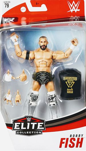 New WWE/ NXT Bobby Fish Action Figure. for Sale in Apopka, FL
