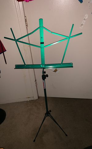 Music stand for Sale in Sanger, CA