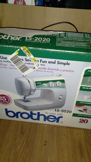 Brother sewing machine for Sale in Hesperia, CA