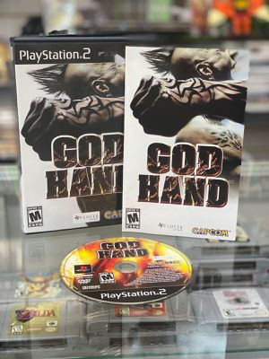 God Hand PS2 for Sale in Houston, TX