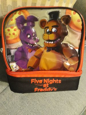 Five Nights at Freddy's lunch box. Unused! for Sale in Miami, FL