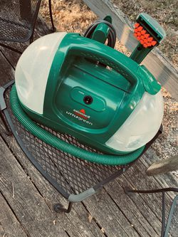 Bissell Littlegreen carpet cleaner for Sale in Pawnee,  IL