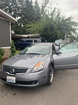 Nissan Altima 2007 for Sale in Vancouver, WA