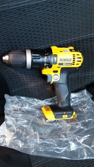 Brand new dewalt hammer drill 20v tool only for Sale in Austin, TX