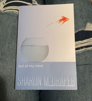 Out of my mind book by Sharon M Draper for Sale in Scarsdale, NY