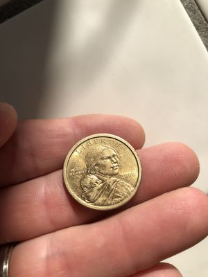 2000 P Sacagawea dollar for Sale in Fremont, CA