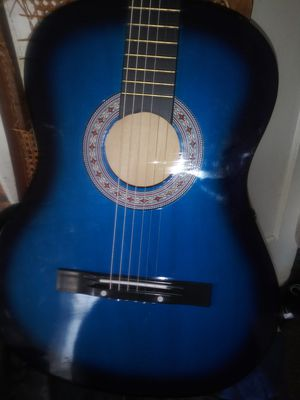 Guitar good condition only serious buyer's for Sale in Detroit, MI