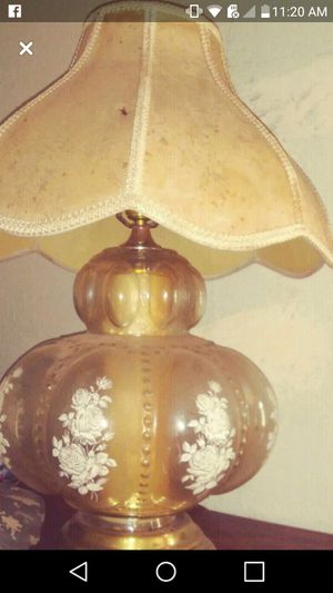 Antique lamp for Sale in Collinsville, IL