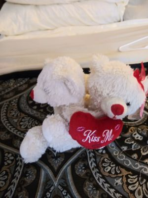 Kiss Me Bear Stuffed animals for Sale in Cape Coral, FL