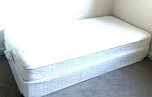 Twin Size Bed Mattress & Boxspring for Sale in Buffalo, NY