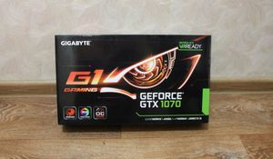 GIGABYTE GeForce GTX1070 G1 GAMING 8GB for Sale in New York, NY