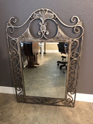 Mirror / Scrolled Wall Mirror for Sale in Austin, TX