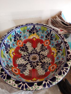 New talavera sinks for Sale in Henderson, NV
