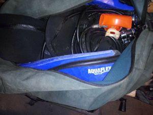 Scuba Gear (AquaFlex) for Sale in Bristol, CT
