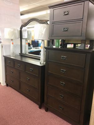 💥HUGE Furniture Sale!💥 Brand New 5PC Queen Size Bedroom Set! $50 Down Takes It Home Today! for Sale in Newport News, VA